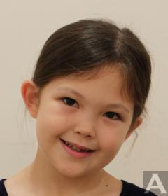 Tokyo Model Model Agency Acqua Models White  Half  Japanese kids Maili