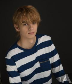 Tokyo model agency Acqua model's Vlad actor