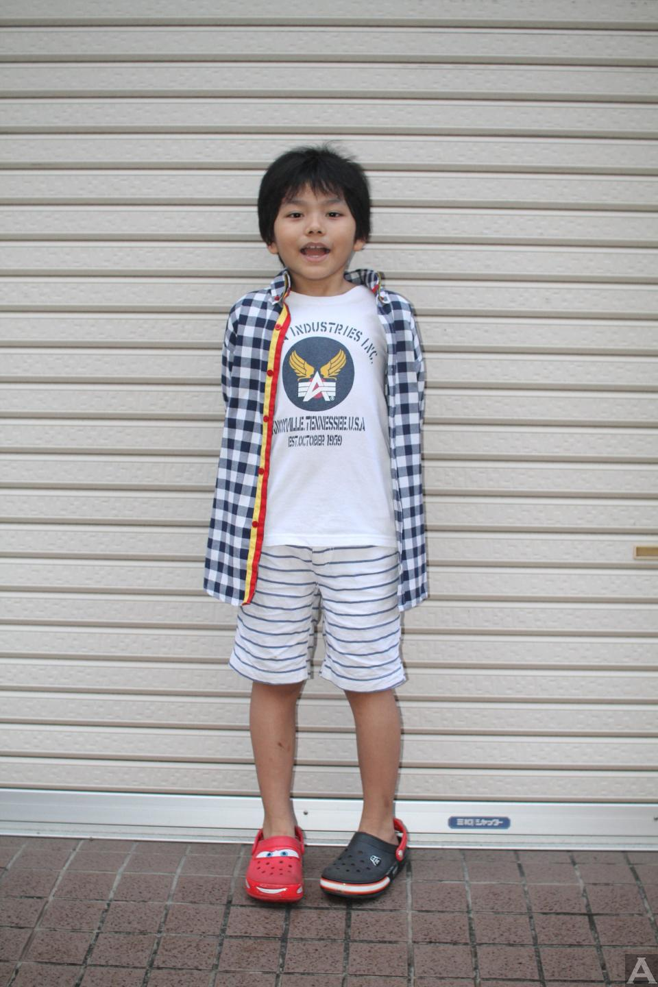 Tokyo model agency kids model Acqua Models